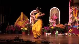 Meghai Dance at Durga Puja 2013 ( Classical Folk)