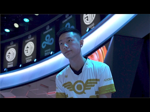 Match of the Week Promo: Cloud9 vs FlyQuest