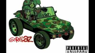 Watch Gorillaz M1 A1 video