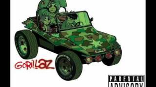 Watch Gorillaz M1 A1 video