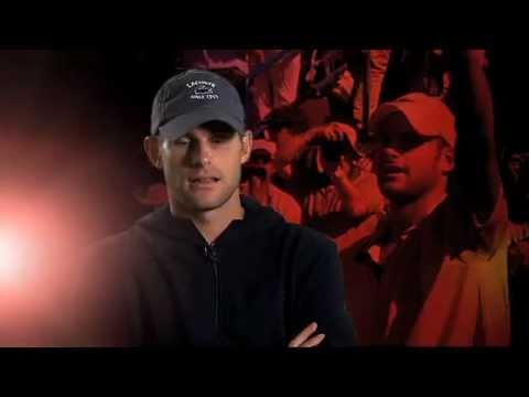 アンディ ロディック Feature on ATP World Tour Uncovered