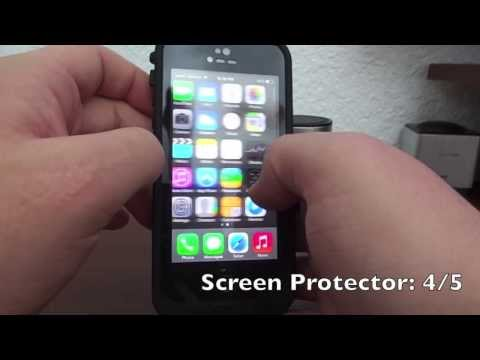 iPhone 5c Lifeproof fré Case Review