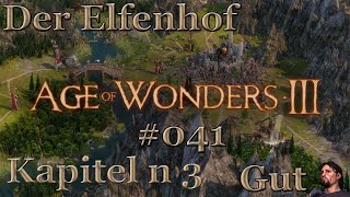 Age of Wonders -Derf Elfenho Kapitel 3- [German,FullHD,Gut,Gameplay] #041 - Auf zu den Goblins