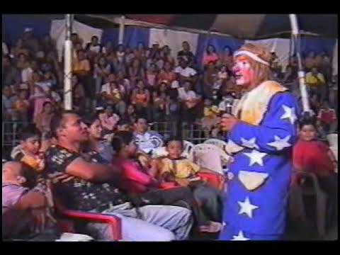 El Circo del Payaso ChupaHuesos (PARTE 1)