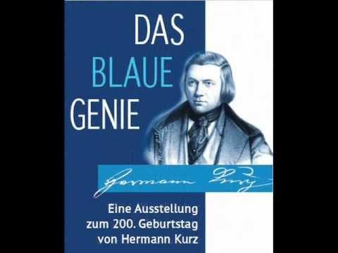 """08.03.2013: Hermann Kurz: """"Trinklied im Frühling"""""""