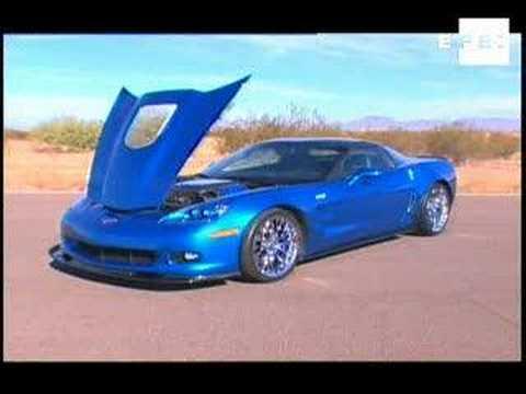 Llega ZR1, el Corvette más salvaje de todos los tiempos Video