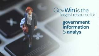 GovWin from Deltek - Find and Win Government Business