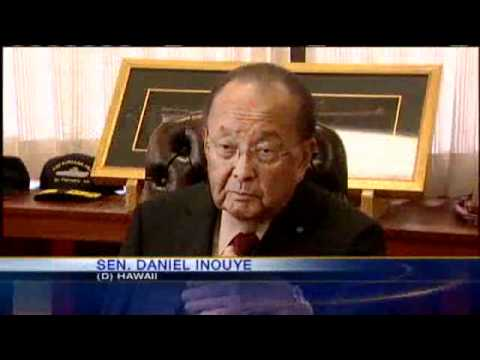 Sen Inouye: Nation's Focus In Asia Pacific Region Good For Hawaii