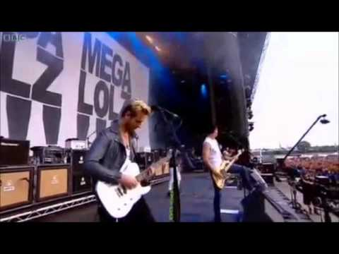 3. Burn Burn - Lostprophets @ Reading 2010 Playlist