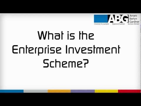 Accountants London EC1  What is the Enterprise Investment Scheme (EIS)?