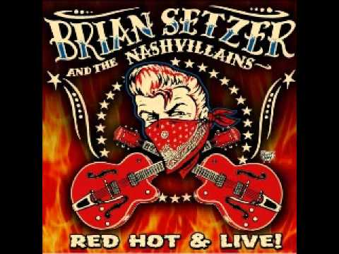 Brian Setzer&The Nashvillians - Mini Bar Blues