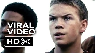 The Maze Runner VIRAL VIDEO - Gally (2014) - Will Poulter Sci-Fi Action Movie HD