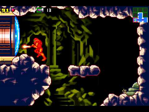 Metroid - Zero Mission - Metroid - Zero Mission (GBA) - Vizzed.com Play - User video