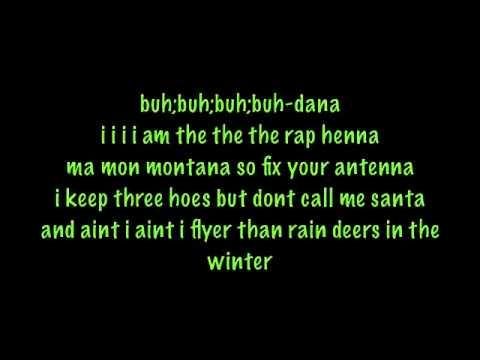 Nicki Minaj - I GET CRAZY ft. Lil Wayne with lyrics