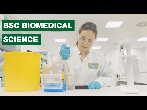 Biomedical Science Placement Profile - UK Biocentre