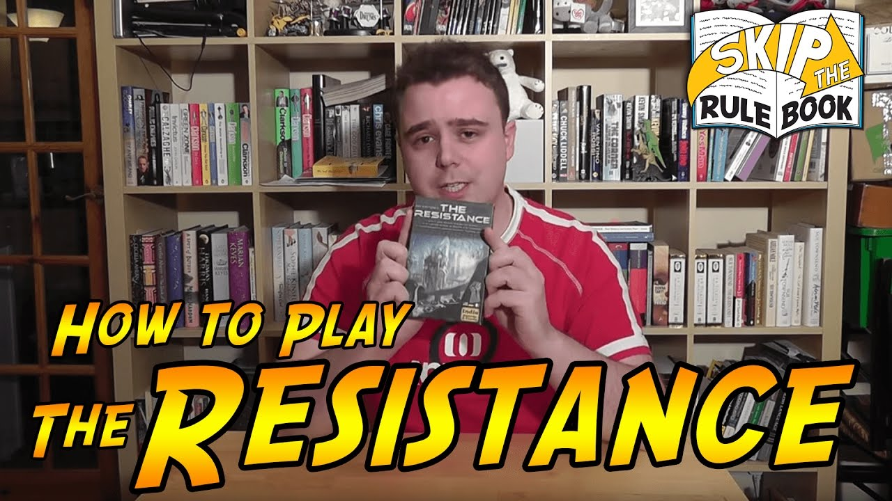The Resistance Skip The