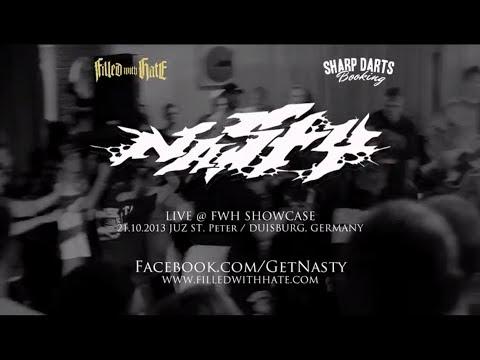 Nasty Live @ FWH Showcase 2013 (HD)