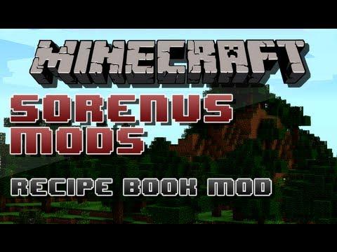 Recipe Book Mod for Minecraft 1.4.5 | Sorenus Mods 42