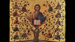 Неделя 30 по Пятидесятнице, Святых отец