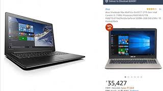 Best Laptops Under Rs 35000 for Gaming, Video Editing, Programming and Office works | #YTG