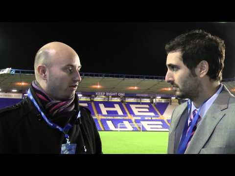 West Brom 2 Birmingham City 1, Steve Madeley post match reaction