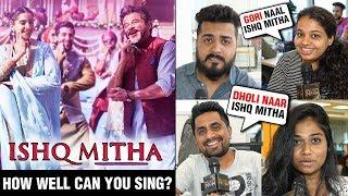 Public Epic Reaction To Gud Naal Ishq Mitha Song Ek Ladki Ko Dekha Toh Aisa Laga