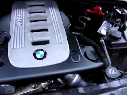 Motor Klackern Klappern 530d E61 Youtube