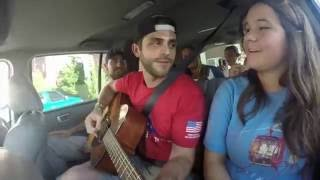 Thomas Rhett Carpool Karaoke — Lipscomb Quest 2016