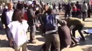 Anschlag auf Friedensdemo in Ankara