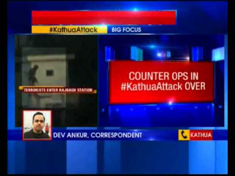 Encounter at Police Station in Jammu's Kathua over, Both Terrorists Dead