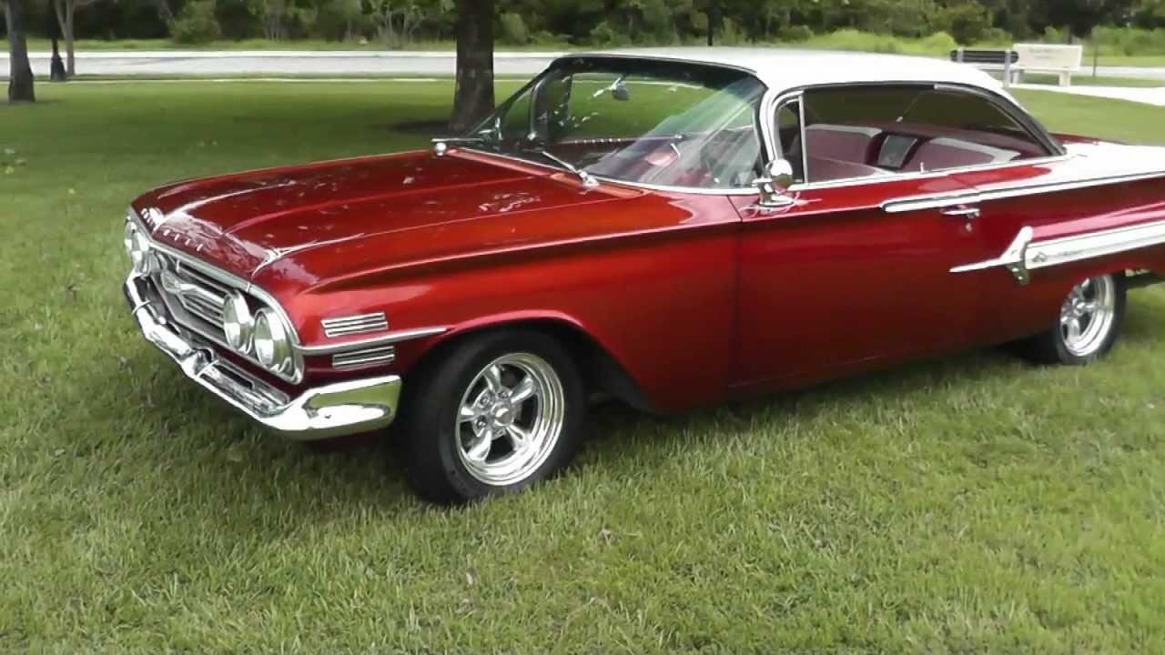 Watch This Video 1960 Chevrolet Belair Old School
