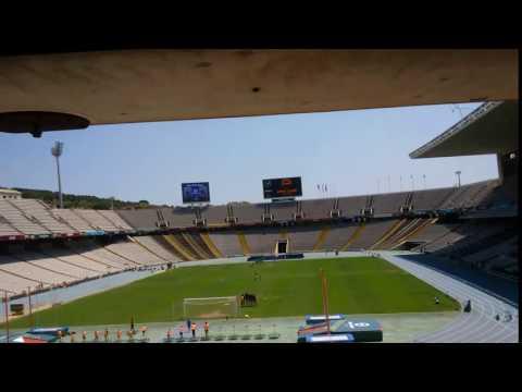 Barcelona Olympic Stadium 06072016 4