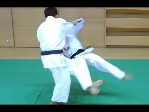 Judo - Ouchi Gaeshi -  Image 1