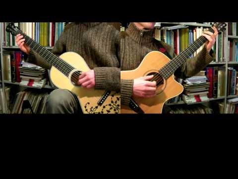 Jag Ger Dig Min Morgon - Fred Åkerstrom (Guitar Duo)