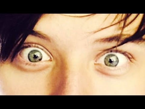 Угадай Блогера по Глазам 👀 У Ивангая зеленые глаза?