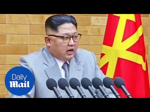 North Korea lashes out at US for not dropping sanctions - Daily Mail
