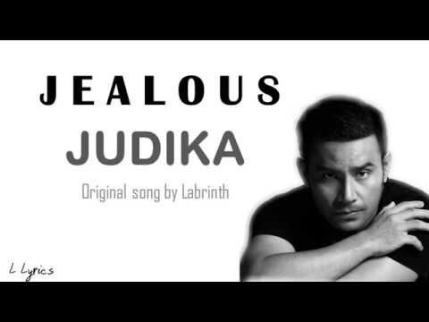 JUDIKA - JEALOUS (COVER) - LYRICS / LIRIK DAN TERJEMAHAN