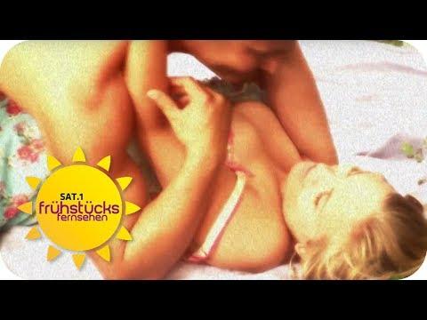 SEX SKANDAL am BADESEE   SAT.1 Frühstücksfernsehen   TV