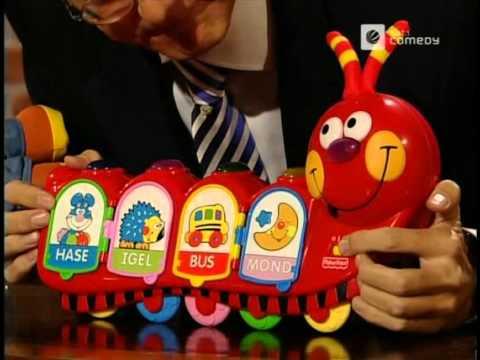 Die Harald Schmidt Show - Folge 1169 - Harald geht über Lego