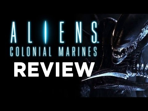 Aliens: Colonial Marines REVIEW! Adam Sessler Reviews
