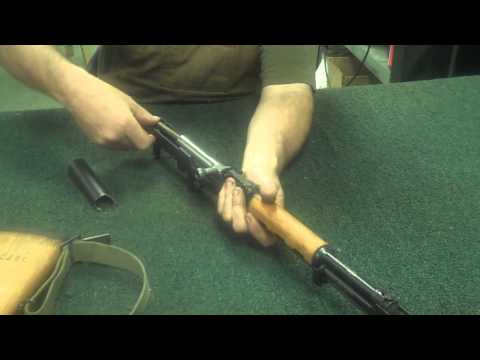 Gunsmithing Disassembly: SKS (7.62x39) (Gunworks)