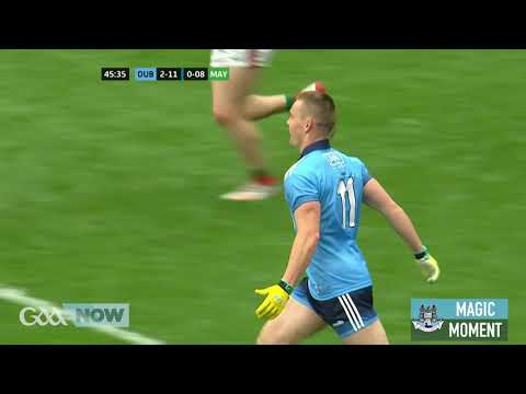 Dublin GAA Magic Moments- Con O'Callaghan double
