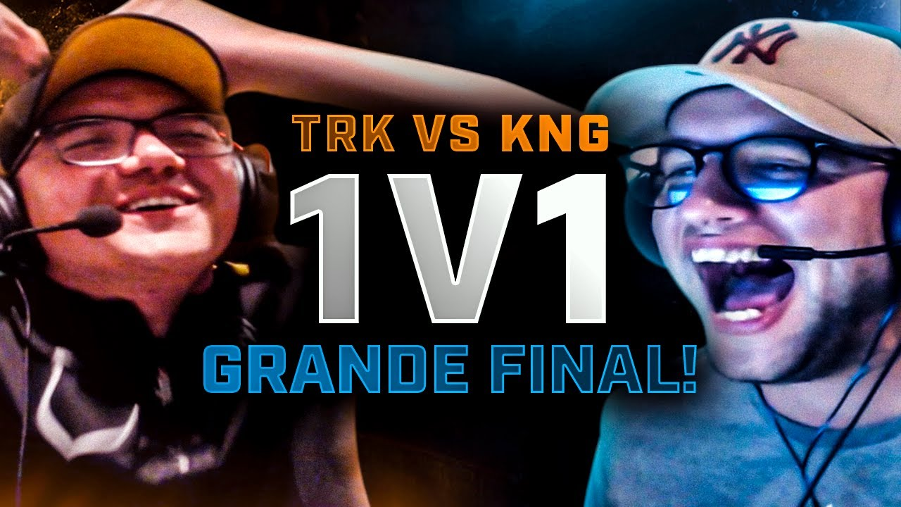 KNG VS TRK 1v1 : GRANDE FINAL!