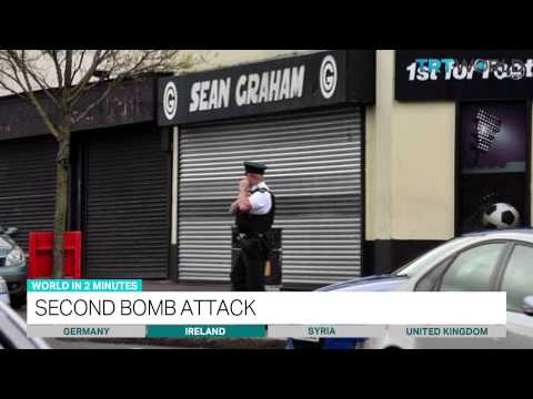 TRTWorld - World in Two Minutes, 2015, May 2, 17:00 GMT