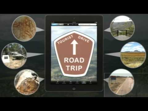 Winner, Open data pitch: Road Trip by Andy Stewart