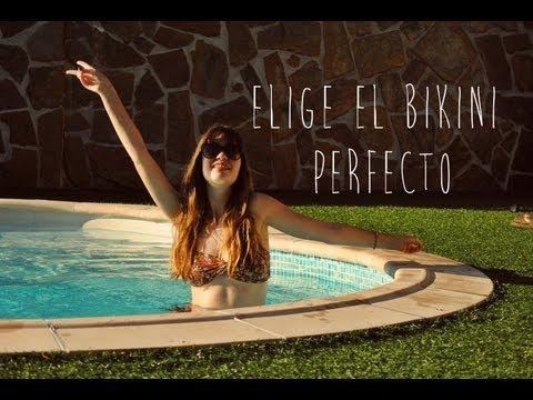¿Cómo elegir el bikini/bañador perfecto?