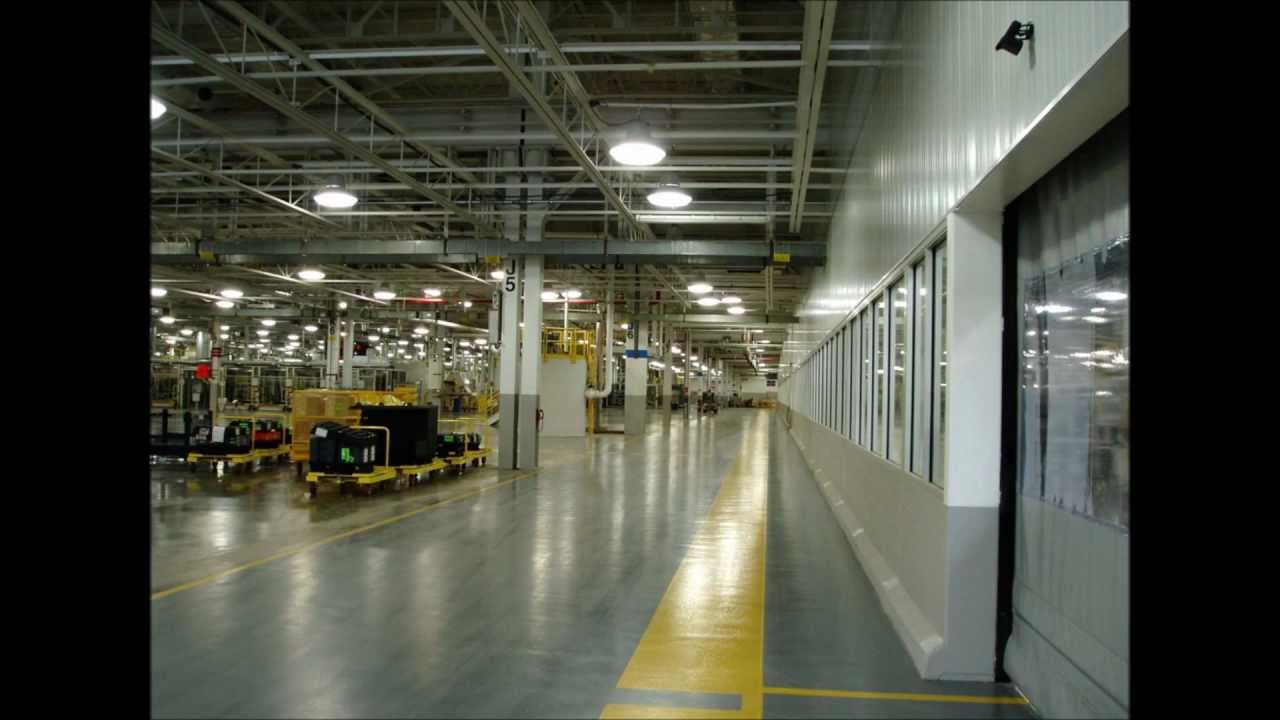 A Little History Of The Willow Run Plant In Ypsilanti