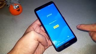 Bypass Huawei Y5 prime o Y5 2018 o como quitar cuenta google Y5 2018