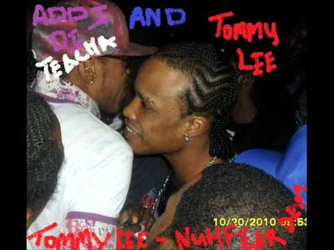 Tommy Lee - Nuh Fear Dem Gaza Jan, 7, 2011 Mortal Kombat Riddim video