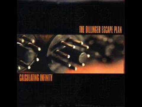 Dillinger Escape Plan - 43 Burnt